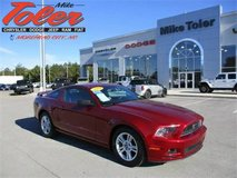2014 Ford Mustang V6 Coup-RWD(Stk#14738a) in Cherry Point, North Carolina