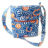 Like New! Cross Body Purse - Chicago Cubs Shoulder Tote Bag in Westmont, Illinois