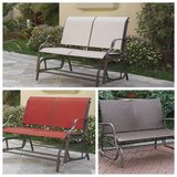 New! Outdoor Patio  Outdoor Loveseat Glider FREE DELIVERY in Vista, California