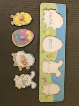 Easter Puzzle in Chicago, Illinois