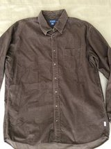 J.Crew Men's Corduroy shirt size XLT in Joliet, Illinois
