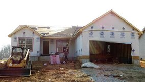 New Construction Ranch with 3 bedrooms, 2 baths in Fort Knox, Kentucky