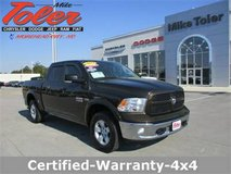 2013 Ram 1500 SLT-Certified-Warranty(Stk#15036a) in Cherry Point, North Carolina