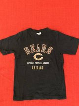 Chicago Bears NFL Boys T-shirt size S 6/7 in Joliet, Illinois