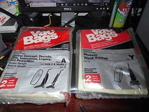 Hoover Vacuum Cleaner Bags! Bags not used! Package 1: (2) Bags #17 Type A Package 2: (1) Bag # 7... in Bellaire, Texas