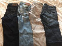 Lot of girl jeans in Lawton, Oklahoma