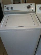 White Kenmore Washer For Sale in Lawton, Oklahoma