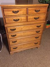 6 drawer dresser in Shorewood, Illinois