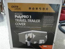 POLY PRO 3 TRAVEL TRAILER COVER - USED VERY LITTLE - EXCELLENT CONDITI in Plainfield, Illinois