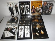 Bones DVD ~ TV Series 1, 2, 3 & 4 in Joliet, Illinois