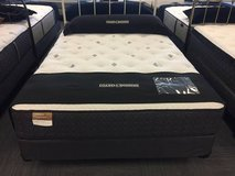 **BRAND NEW SEALY Cushion Firm Queen Mattress in Beaufort, South Carolina