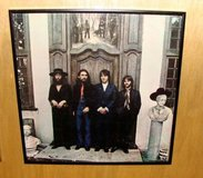 ORIGINAL BEATLES AGAIN {VINYL LP ] FRAMED in Westmont, Illinois
