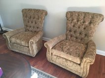 Set of Two Chairs in Naperville, Illinois