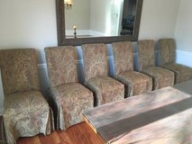 Set of 6 Dining Room Chairs in Naperville, Illinois