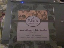 Bath Bombs Gift Set By Blush Personal Aromatherapy in Naperville, Illinois