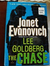 The Chase by Janet Evanovich in Camp Pendleton, California