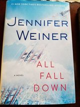 All Fall Down by Jennifer Weiner in Camp Pendleton, California