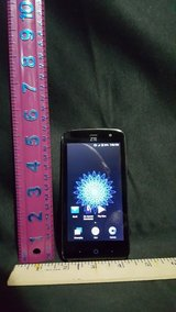 straight talk cell phone zte majesty pro plus 16 gb  black stzez899vcpwp z899vl in Springfield, Missouri