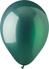 "balloons 12"" crystal emerald green 50 count latex balloons in Springfield, Missouri"