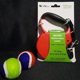 pet wear retractable leash medium dog pets nylon dogs leashes safety lead new in Springfield, Missouri