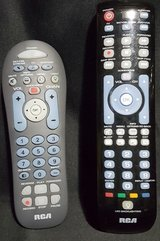 two rca universal remotes     free expedited shipping in Springfield, Missouri