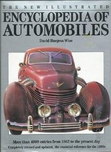 the new illustrated encyclopedia of automobiles by david burgess wise in Springfield, Missouri