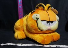 garfield cat plush animal orange feline    free expedited shipping in Springfield, Missouri