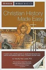 christian history made easy: rose bible basics in Springfield, Missouri