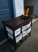 Baby Changer with drawers I will be in Fairfield on 6/16 if you want me to bring this item in Roseville, California