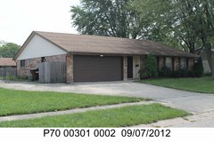 6964 Locustview Dr. Huber Heights, Oh in Wright-Patterson AFB, Ohio