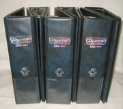 "6 ULTRA-PRO Collectors Card Albums / Binders - 3"" - NEW in Naperville, Illinois"
