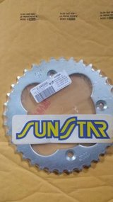 Honda Sunstar sprocket ATC, TRX250R/300EX/400EX,450R in Warner Robins, Georgia