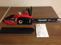 "ELECTRIC  CHAINSAW  HOMELITE  16""  12 AMP  EXCELLENT CONDITION in Elgin, Illinois"