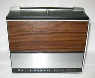 VINTAGE BELL & HOWELL AUTOLOAD SUPER 8 PROJECTOR - Model 483A in Chicago, Illinois