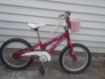 "Specialized Hot Rock 16"" girls bike in Glendale Heights, Illinois"