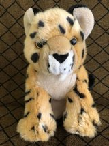 "Wild Republic Cheetah Leopard cub 9"" in Joliet, Illinois"