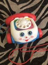 Fisher price Chatter Telephone Baby pull toy in Westmont, Illinois