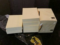 Post-it pads - yellow, 10 in the pack in Orland Park, Illinois