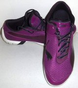 Like New! Sz 8.5M Puma LifeStyle Purple Athletic Shoes in Orland Park, Illinois