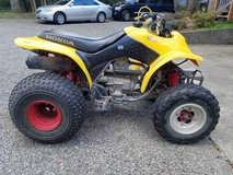 2003 Honda trx 250 ex 4 wheel quad atv semi auto trans in Tacoma, Washington