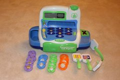 Leapfrog pretend and learn cash register in Fort Belvoir, Virginia