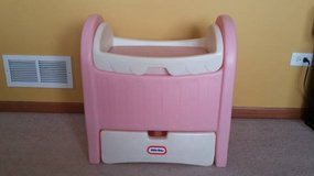 Vintage Little Tikes All-In-One Bassinet,Cradle,ChangeTable,Rokr,Crib in Shorewood, Illinois