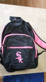 Chicago White Sox Backpack - 4 zipped and 2 mesh pockets in Shorewood, Illinois