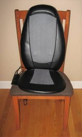 Homedics SBM-200H Therapist Select Shiatsu Massaging Cushion with Heat in Naperville, Illinois