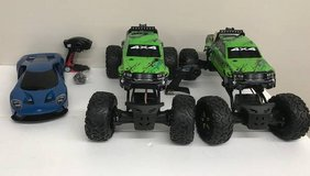 Lot of (3) Remote Control Cars in Naperville, Illinois