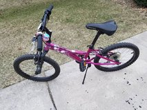 20inch Girls Diamondback Bike in Glendale Heights, Illinois