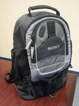 Sony Camera Video Camcorder DSLR Case Backpack in Naperville, Illinois