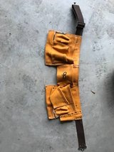 Leather carpenter belt in Fort Campbell, Kentucky