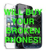 We Pay Top Dollar for Cracked Iphones, 7plus, 8plus Iphone X in Warner Robins, Georgia