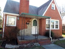 Brick Cape for Sale in Fort Lee, Virginia